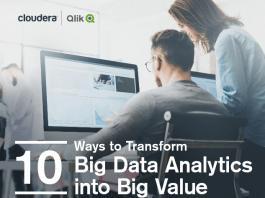 TechProspect-10-Ways-to-Transform-Big-Data-Analytics-into-Big-Value-Qlik_Cloudera_BigData_eBook_020818