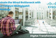 TechProspect Eliminate the Wired Bottleneck with Cisco Catalyst Multigigabit Technology 218x150