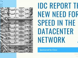 TechProspect-IDC-Report-The-New-Need-for-Speed-in-the-Datacenter-Network TechProspect -TechProspect