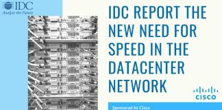 TechProspect-IDC-Report-The-New-Need-for-Speed-in-the-Datacenter-Network