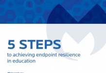 TechProspect-5_Steps_To_Achieving_Endpoint_Resiliencein_Education Reducing Cyber Risk for the Financial Service Industry -TechProspect