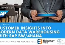TechProspect-Customer_Insights_into_Modern_Data_Warehousing_with_SAP HPE Small Business Solutions for Remote Workers -TechProspect