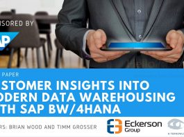 TechProspect-Customer_Insights_into_Modern_Data_Warehousing_with_SAP TechProspect -TechProspect
