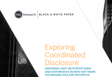 TechProspect-Exploring_Coordinated_Disclosure Reducing Cyber Risk for the Financial Service Industry -TechProspect