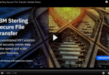 TechProspect-IBM Sterling Secure File Transfer Guided Demo