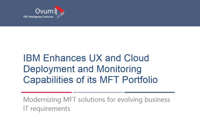 TechProspect-IBM_Enhances_UX_and_Cloud_Deployment_and_Monitoring_Capabilities_of_its_MFT_Portfolio