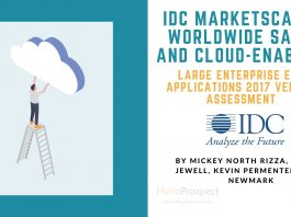 TechProspect-IDC_MarketScape_Worldwide_SaaS_and_Cloud_Enabled_Large_Enterprise_ERP_Applications_2017_Vendor_Assessment