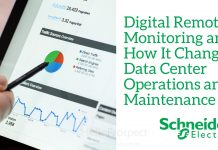 techprospect TechProspect LINKDigital Remote Monitoring and How It Changes Data Center Operations and Maintenance 218x150