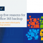 TechProspect-Top_five_reasons_for_Office_365_backup TechProspect -TechProspect