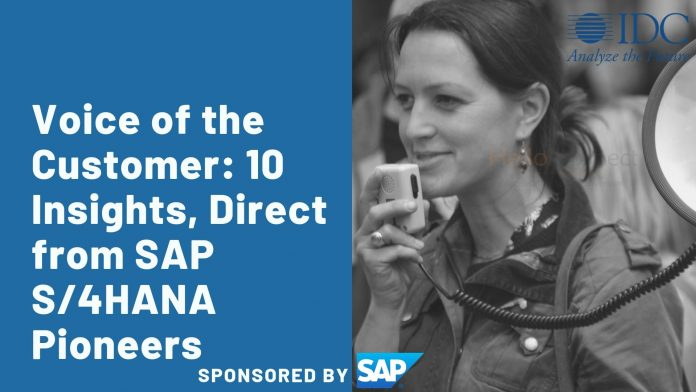 TechProspect-Voice_of_the_Customer_10_Insights_Direct_from_SAP_S4HANA_Pioneers