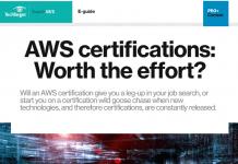 techprospect TechProspect AWS certifications Worth the effort 218x150