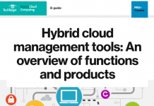 TechProspect-Hybrid_cloud_management_tools_An_overview_of_functions_and_products IBM Resiliency Orchestration with Cyber Incident Recovery -TechProspect