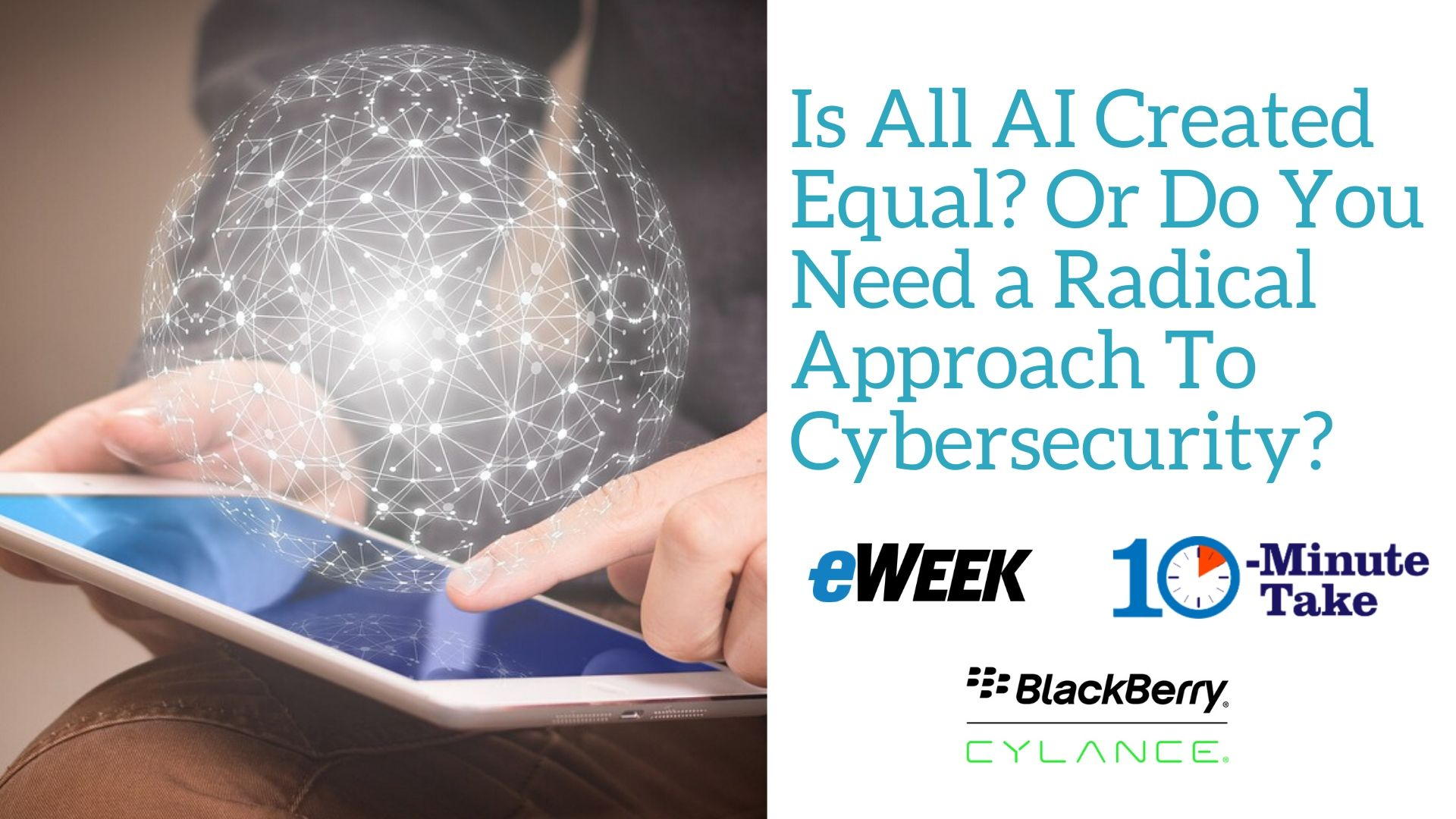 Is All AI Created Equal? Or Do You Need a Radical Approach To Cybersecurity? -TechProspect
