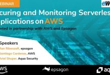 TechProspect-Securing and Monitoring Serverless Applications on AWS BPM Re-Imagined: The Impact of Emerging Technologies on Business Automation -TechProspect