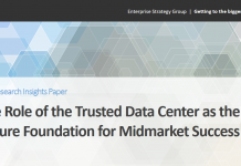 TechProspect-The_Role_of_the_Trusted_Data_Center_as_the_Secure_Foundation_for_Midmarket_Success The Economics of Infrastructure Stability -TechProspect