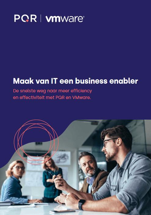 Maak van IT een business enabler -TechProspect