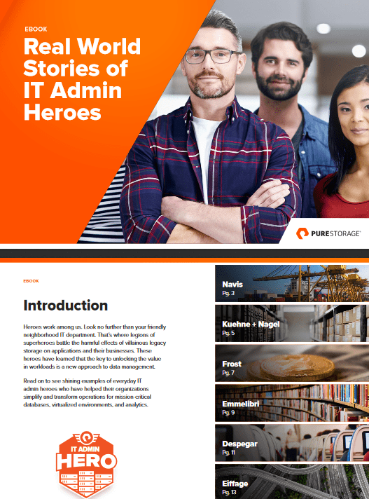Real World Stories of IT Admin Heroes -TechProspect Real World Stories of IT Admin Heroes -TechProspect