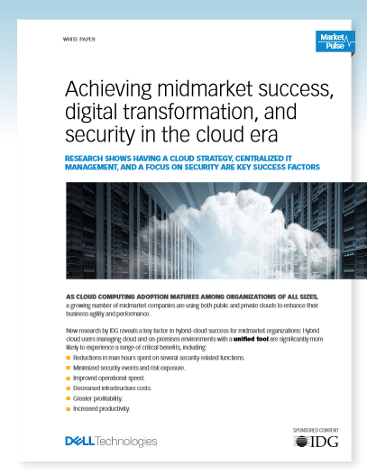 Achieving Midmarket Success Digital Transformation and Security in the Cloud Era -TechProspect Achieving Midmarket Success Digital Transformation and Security in the Cloud Era -TechProspect