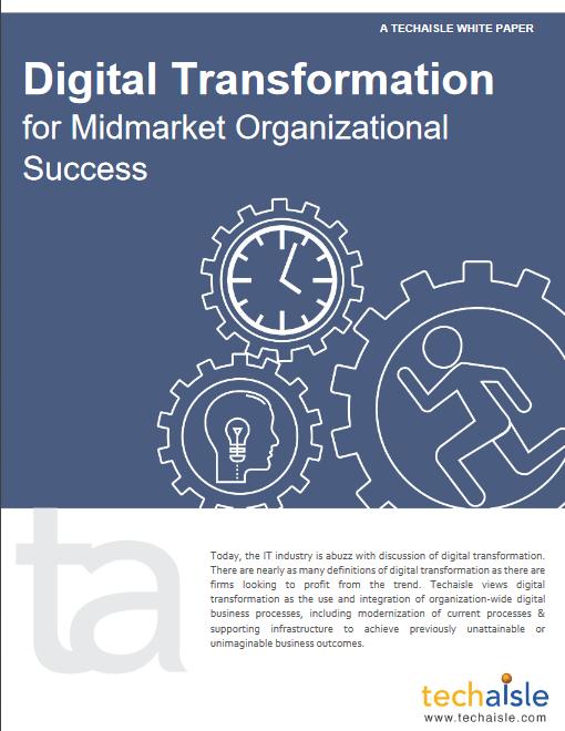 Digital Transformation for Midmarket Organisational Success -TechProspect Digital Transformation for Midmarket Organisational Success -TechProspect