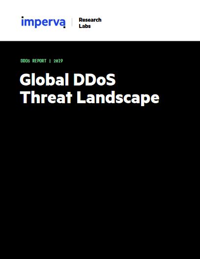 Global DDoS Threat Landscape -TechProspect Global DDoS Threat Landscape -TechProspect