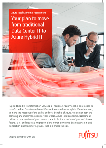 Azure Total Economic Assessment – Your plan to move from traditional Data Center IT to Azure Hybrid IT -TechProspect Azure Total Economic Assessment – Your plan to move from traditional Data Center IT to Azure Hybrid IT -TechProspect