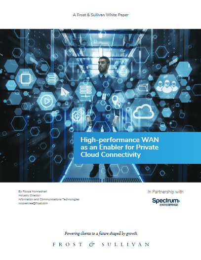 High-performance WAN as an Enabler for Private Cloud Connectivity -TechProspect High-performance WAN as an Enabler for Private Cloud Connectivity -TechProspect
