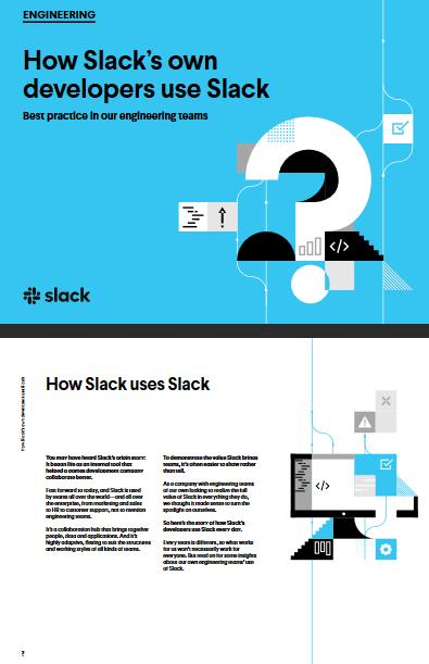 How Slack's Own Developers Use Slack -TechProspect How Slack's Own Developers Use Slack -TechProspect