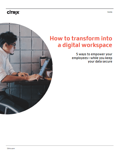 How To Transform into a Digital Workspace -TechProspect How To Transform into a Digital Workspace -TechProspect