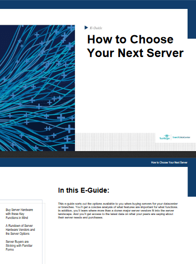 How to Choose Your Next Server -TechProspect How to Choose Your Next Server -TechProspect