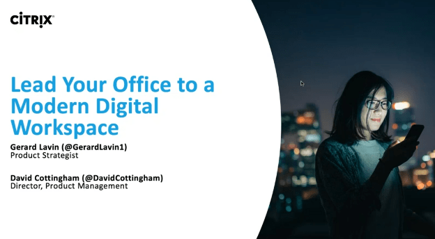 Lead Your Office to a Modern Digital Workspace -TechProspect Lead Your Office to a Modern Digital Workspace -TechProspect