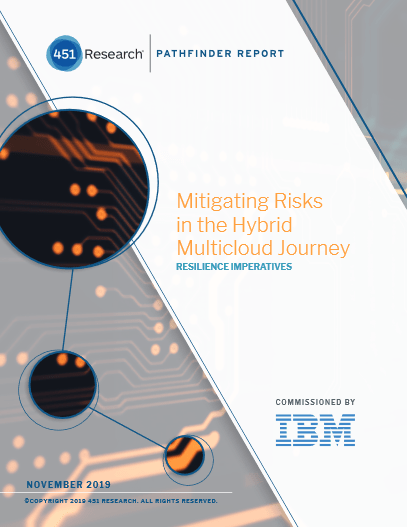 Mitigating Risks in the Hybrid Multicloud Journey -TechProspect Mitigating Risks in the Hybrid Multicloud Journey -TechProspect