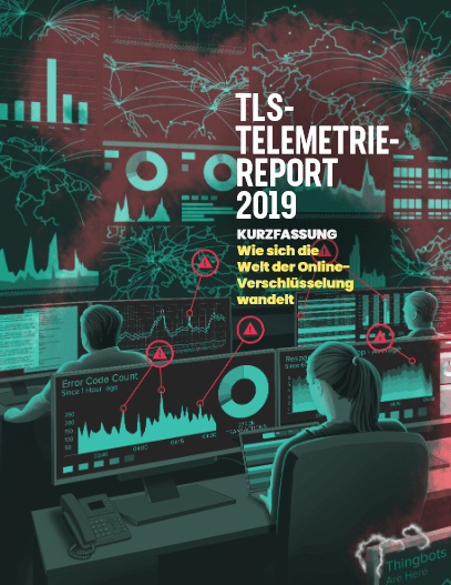 TLS-Telemetrie-Report 2019 -TechProspect TLS-Telemetrie-Report 2019 -TechProspect