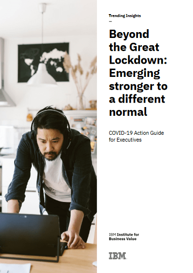 Beyond the Great Lockdown: Emerging stronger to a different normal -TechProspect Beyond the Great Lockdown: Emerging stronger to a different normal -TechProspect