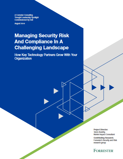 Managing Security Risk and Compliance in a Challenging Landscape -TechProspect Managing Security Risk and Compliance in a Challenging Landscape -TechProspect