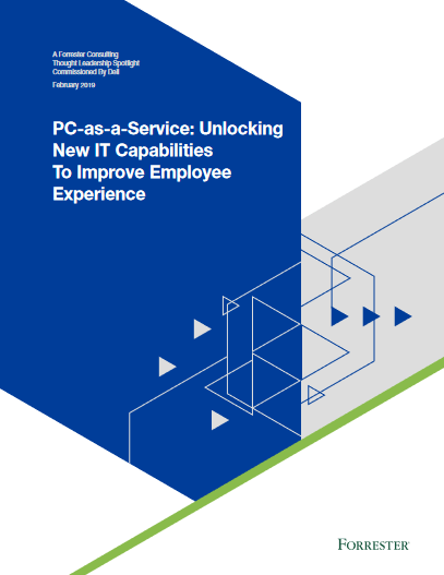PC as a Service Unlocking New IT capabilities to improve employee experience -TechProspect PC as a Service Unlocking New IT capabilities to improve employee experience -TechProspect