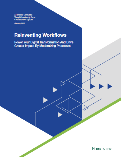 Reinventing Workflows: Power Your Digital Transformation And Drive Greater Impact By Modernizing Processes -TechProspect Reinventing Workflows: Power Your Digital Transformation And Drive Greater Impact By Modernizing Processes -TechProspect