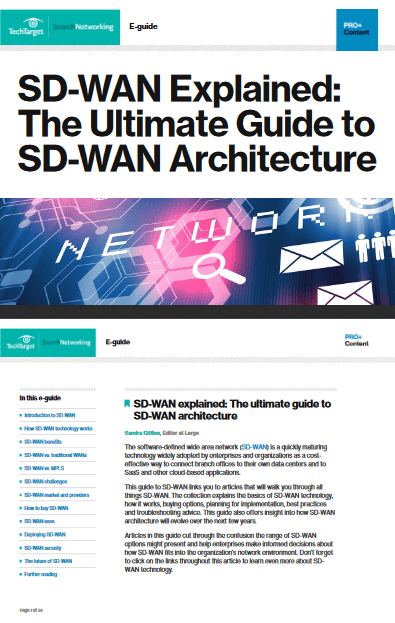 SD WAN Explained: The Ultimate Guide to SD WAN Architecture -TechProspect SD WAN Explained: The Ultimate Guide to SD WAN Architecture -TechProspect