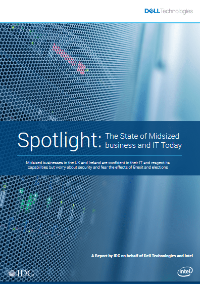 Spotlight The State of Midsized business and IT today -TechProspect Spotlight The State of Midsized business and IT today -TechProspect