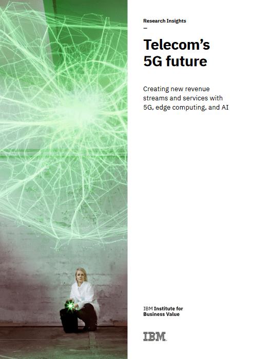 Telecom's 5G Future -TechProspect Telecom's 5G Future -TechProspect