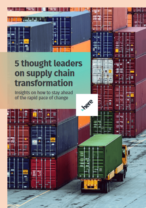 5 thought leaders on supply chain transformation -TechProspect 5 thought leaders on supply chain transformation -TechProspect