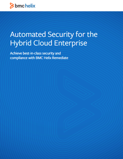 Automated Security for the Hybrid Cloud Enterprise -TechProspect Automated Security for the Hybrid Cloud Enterprise -TechProspect