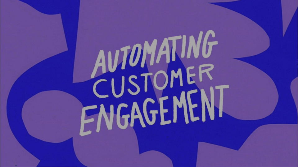 Automating Customer Engagement -TechProspect Automating Customer Engagement -TechProspect