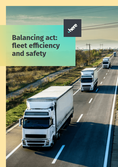 Finding the balance between fleet safety and efficiency -TechProspect Finding the balance between fleet safety and efficiency -TechProspect