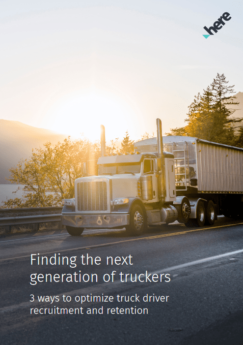 Finding the next generation of truckers -TechProspect Finding the next generation of truckers -TechProspect
