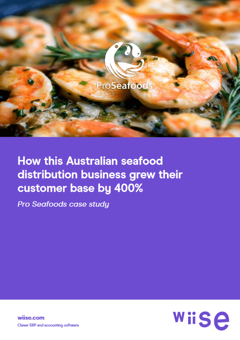 How this Australian seafood distribution business grew their customer base by 400% -TechProspect How this Australian seafood distribution business grew their customer base by 400% -TechProspect