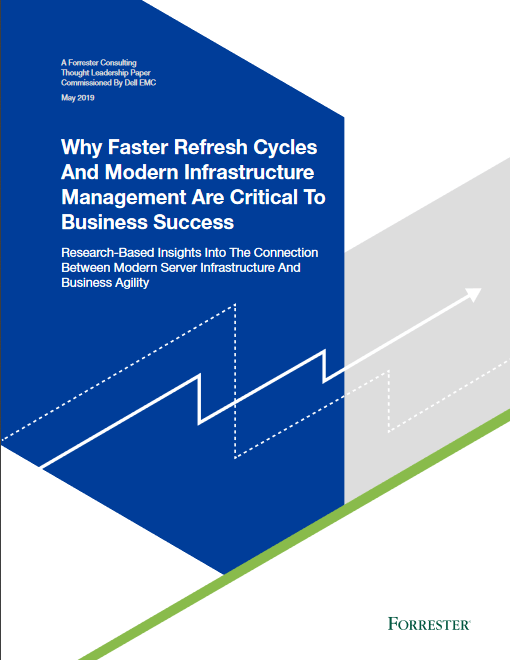 Why Faster Refresh Cycles And Modern Infrastructure Management Are Critical To Business Success -TechProspect Why Faster Refresh Cycles And Modern Infrastructure Management Are Critical To Business Success -TechProspect