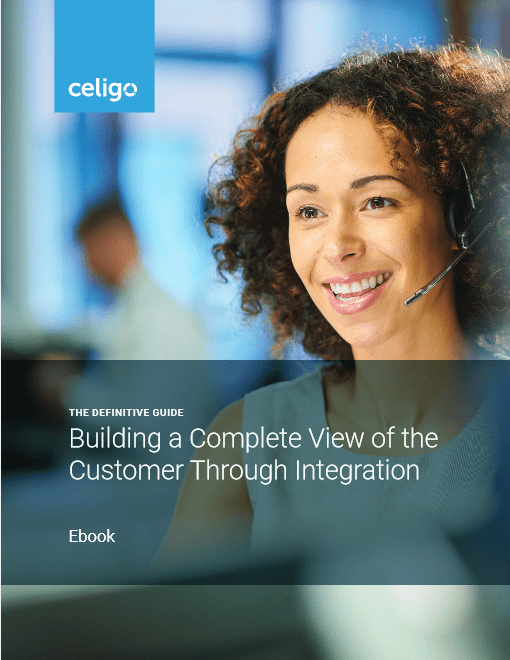 Building a Complete View of the Customer Through Integration -TechProspect Building a Complete View of the Customer Through Integration -TechProspect