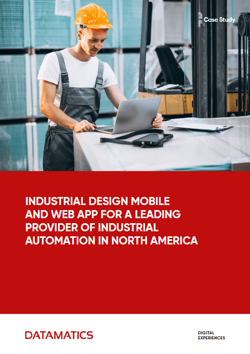 Industrial Design Mobile And Web App For A Leading Provider Of Industrial Automation In North America -TechProspect Industrial Design Mobile And Web App For A Leading Provider Of Industrial Automation In North America -TechProspect
