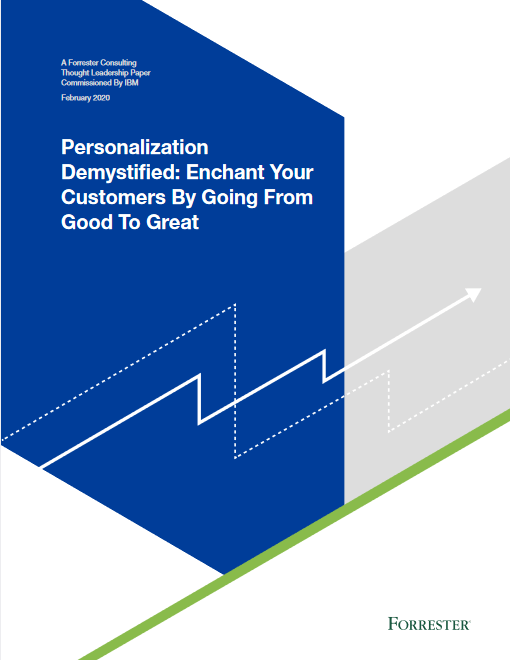 Personalization Demystified Enchant Your Customers By Going From Good To Great -TechProspect Personalization Demystified Enchant Your Customers By Going From Good To Great -TechProspect