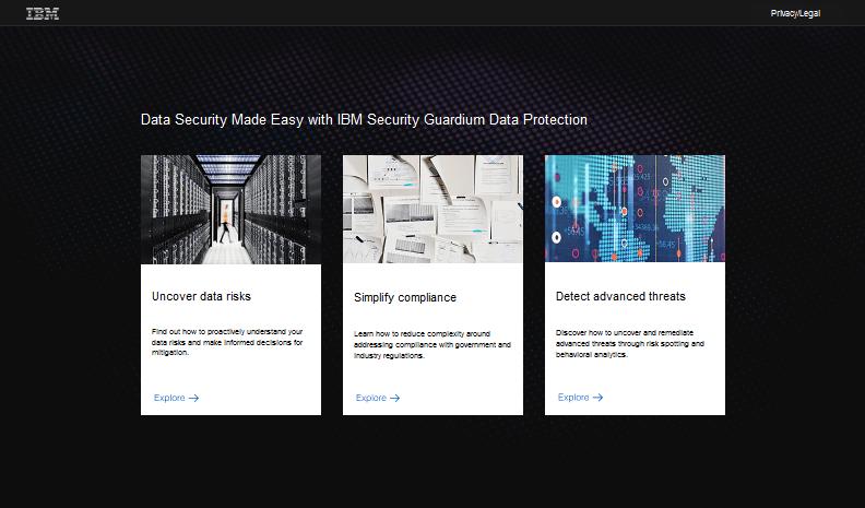 Product Tour of IBM Security Guardium Data Protection -TechProspect Product Tour of IBM Security Guardium Data Protection -TechProspect
